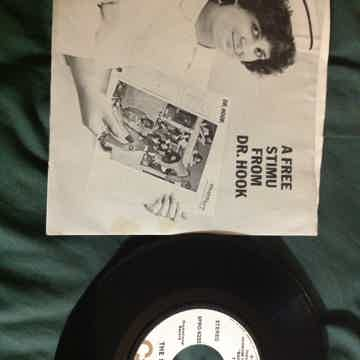 Dr. Hook - Promo Stimu Capitol Records 7 Inch Single Vi...