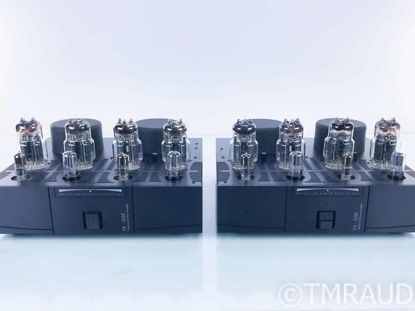 BAT VK55SE Balanced Mono Tube Power Amplifier; VK-55SE; Pair (17405)