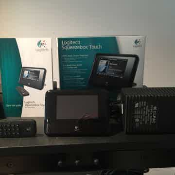 Logitech Squeezebox Touch  & Elpac power supply